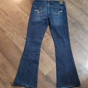 Women's American Eagle jeans size 0 short
